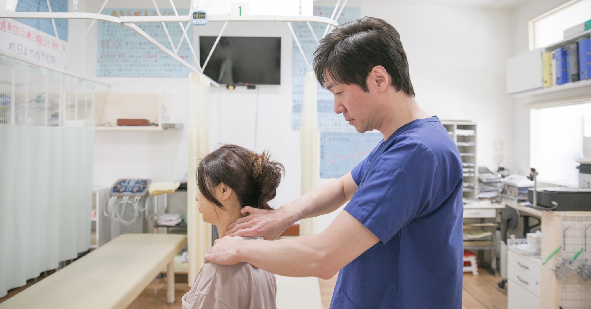 当院は交通事故治療に強い接骨院です!